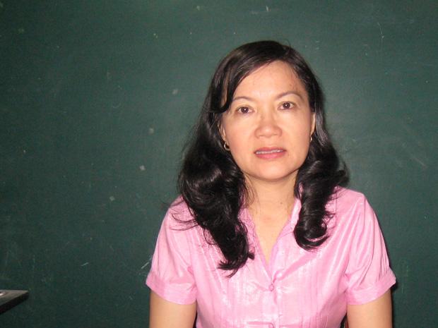 Thạc sỹ tâm lý MINH HOA