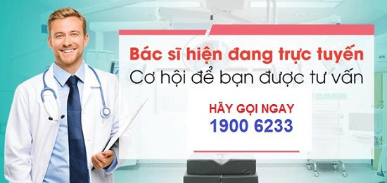 Tư vấn sức khỏe sinh sản trực tiếp 1900 6233